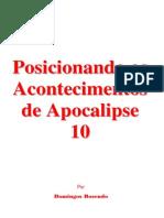 Posicionando Os Acontecimentos Sobre Apocalipse 10