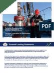 Petroneft AGM 2011 Presentation