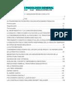 Psicología general- 25 artículos