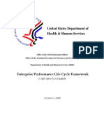 Enterprise Performance Life Cycle Framework