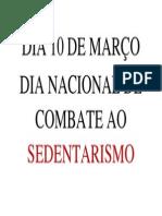 DIA 10 DE MARÇO