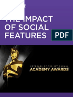 The Impact of Social Features 2011