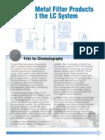 APT Frits Chromatography