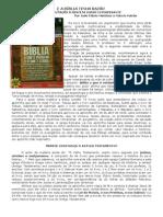 Livro - E a Bíblia Tinha Razão - Uma Refutação à Revista Super Interessante