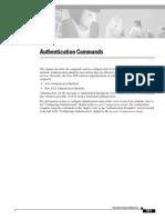 Authentication Commands