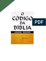 Livro - O Código da Bíblia - Michael Drosnin