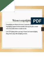 Nxtgen Lighting Profile