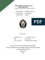laporan rencana kkn