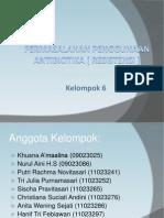 PPT farmakologi-Resistensi