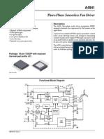 Three-Phase Sensorless Fan Driver 2