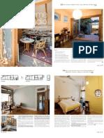 Sanctuary magazine issue 9 - Home studio - Marrickville, Sydney green home profile