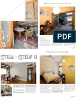 Sanctuary magazine issue 9 - Home studio - Marrickville, Sydney green home profile