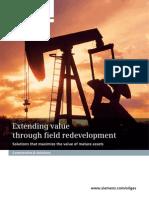 Extending Value-through Field Redevelopment