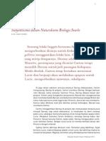 BAGUS TAKWIN - Subyektivitas Dalam Naturalisme Biologis Searle6745ey