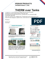 SUPERTHERM Over Tanks Japan