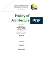 Written Report Malaysian Architecture
