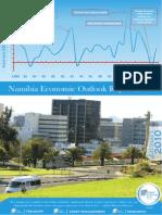 Namibia Economic Outlook 2010