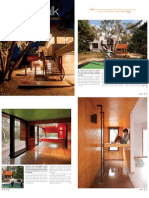 Sanctuary magazine issue 9 - Small talk with Andrew Maynard, architect - green home feature article