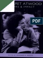 Atwood pdf margaret