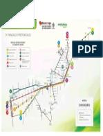 Mapa de Buses Metrolinea