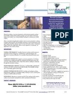 Nansulate Translucent PT DataSheet
