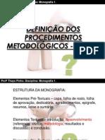 AULA 7 Etapas Procedimentos Metodologicos