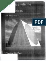 Eletromagnetismo para Engenheiros - Com Aplicações