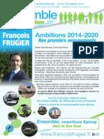 Ambitions 2014-2020