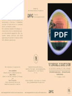 Visualization conference flier
