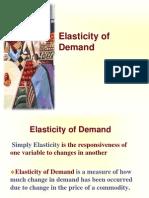 04 Elasticity of Demand[1]