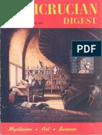 Rosicrucian Digest, July 1949