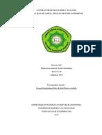 ASIDIMETRI (Penentuan Kadar Natrium Bikarbonat)