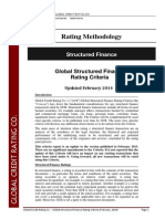 2014-02 GCR Global Structured Finance Rating Criteria