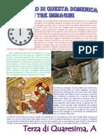 Vangelo in Immagini III Domenica Quaresima A
