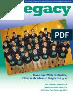Notre Dame College Prep Winter/Spring 2014 Legacy Magazine