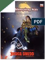 Judge Dredd the Sleeping Kin