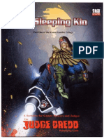 Judge Dredd the Sleeping Kin