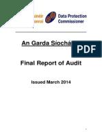 Garda Síochána ODPC Report Final