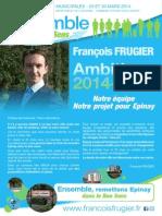Ambitions 2014-2020 Notre projet
