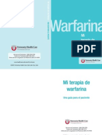 Terapia de Warfarina Web