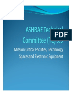 ASHRAE TC 99 Presentation