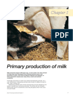 01 Primary Production of Milk