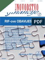RRIFF obavijesti-1-2014