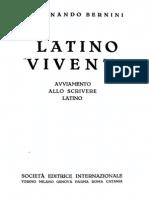 Bernini - Latino Vivente