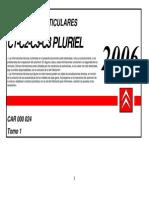 Manual Taller C1, 107 y Aygo