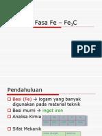 Diagram Fasa Fe _ Fe3C