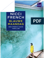 Nicci French - Blauwe Maandag