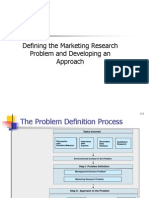 2-Marketing Research Problem