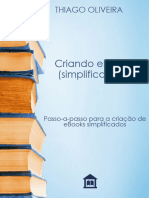 Criando ePubs (Simplificado)