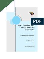 Libro - Crisis Venezolana Causas y Soluciones Estructurales.pdf
